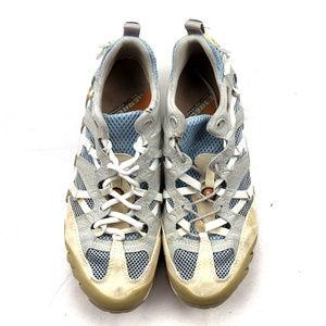 Merrell Waterpro Ultra Sport Gray & Blue Running